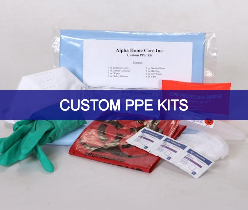 Custom PPE Kits