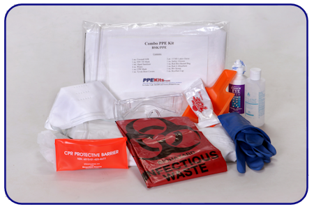 Custom Personal Protection Kits