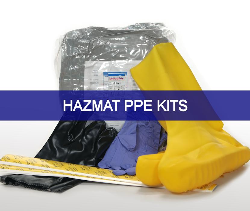 Hazmat PPE Kits