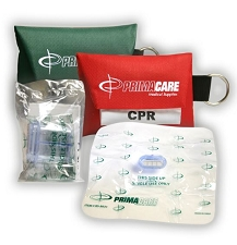 CPR Shield w/Vinyl Case